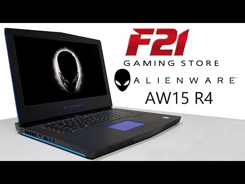 Análisis Alienware AW15 R4 Core i7 8750H, GTX 1060   F21 Gaming Store