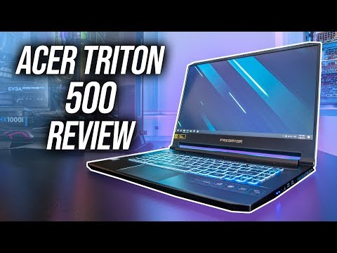 Acer Triton 500 Gaming Laptop Review