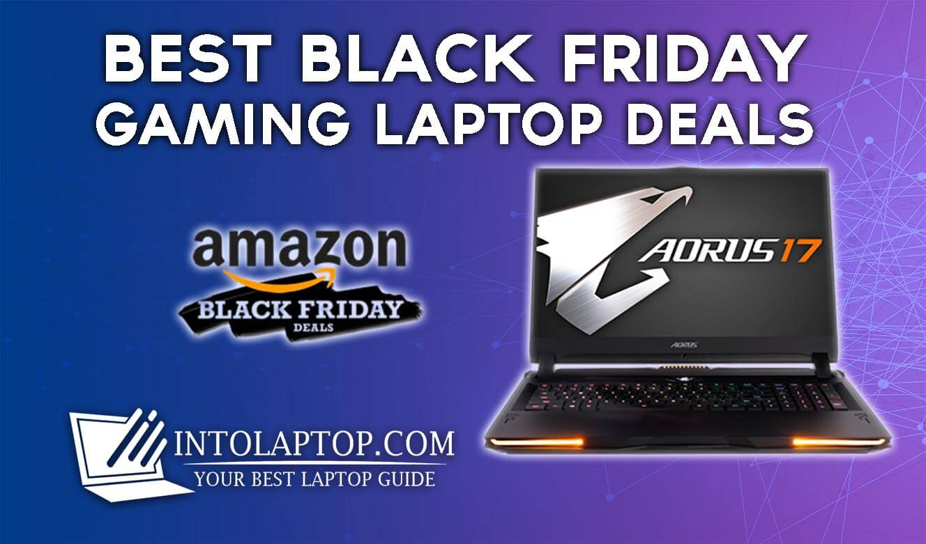 Best Black Friday Gaming Laptop Deals 2020
